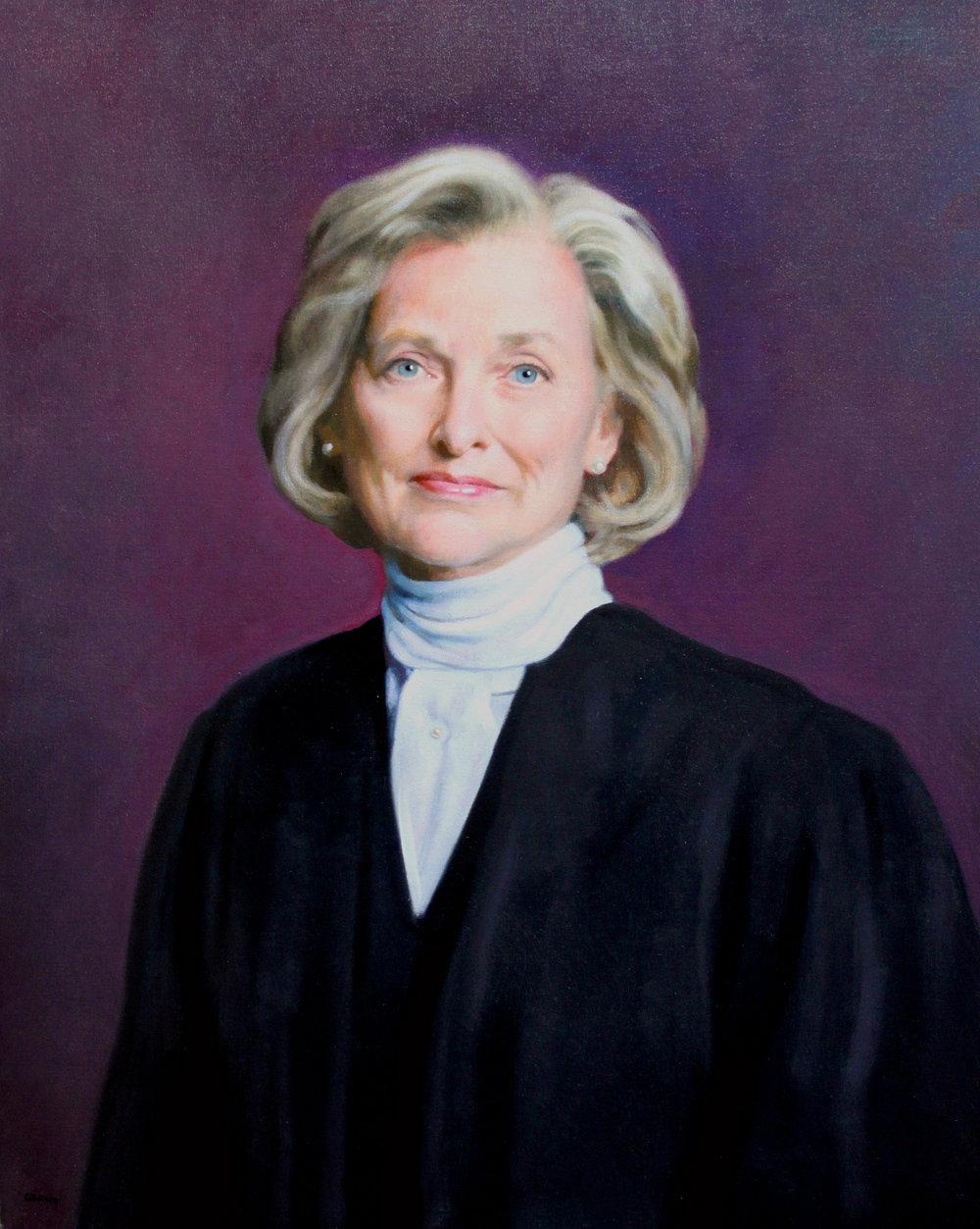 Justice Carol Conboy, NH Supreme Court