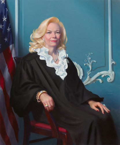 Portrait of Judge Bowler