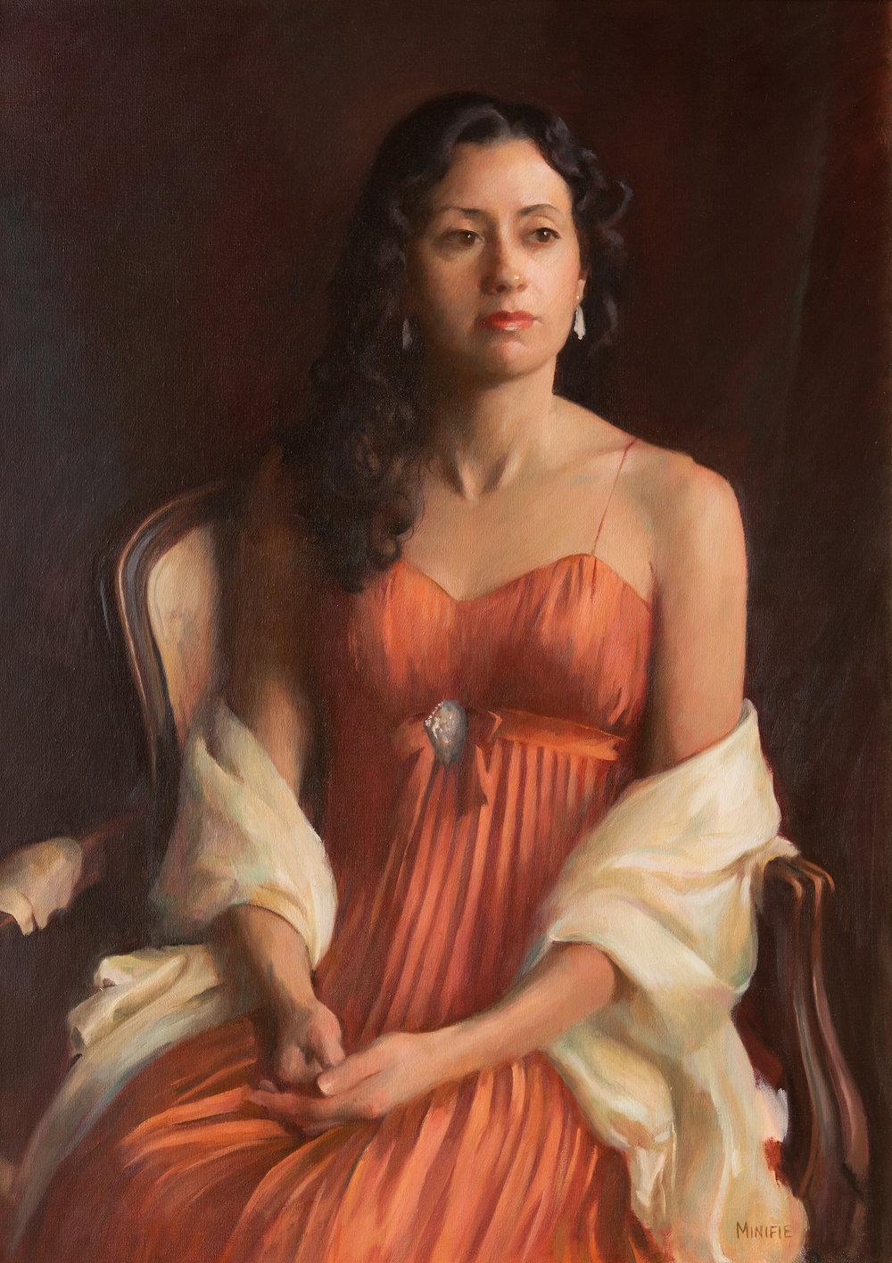 Portrait of Jen
