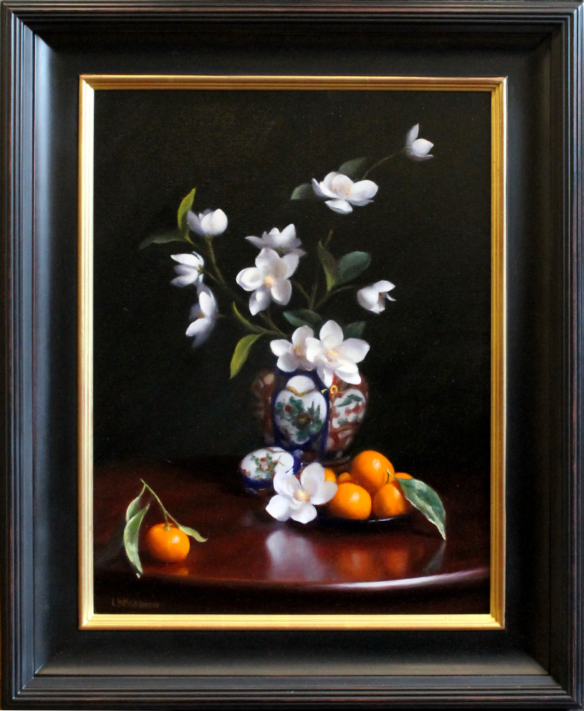 Mandarins and Magnolias