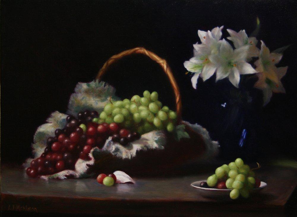 Abundance of Grapes