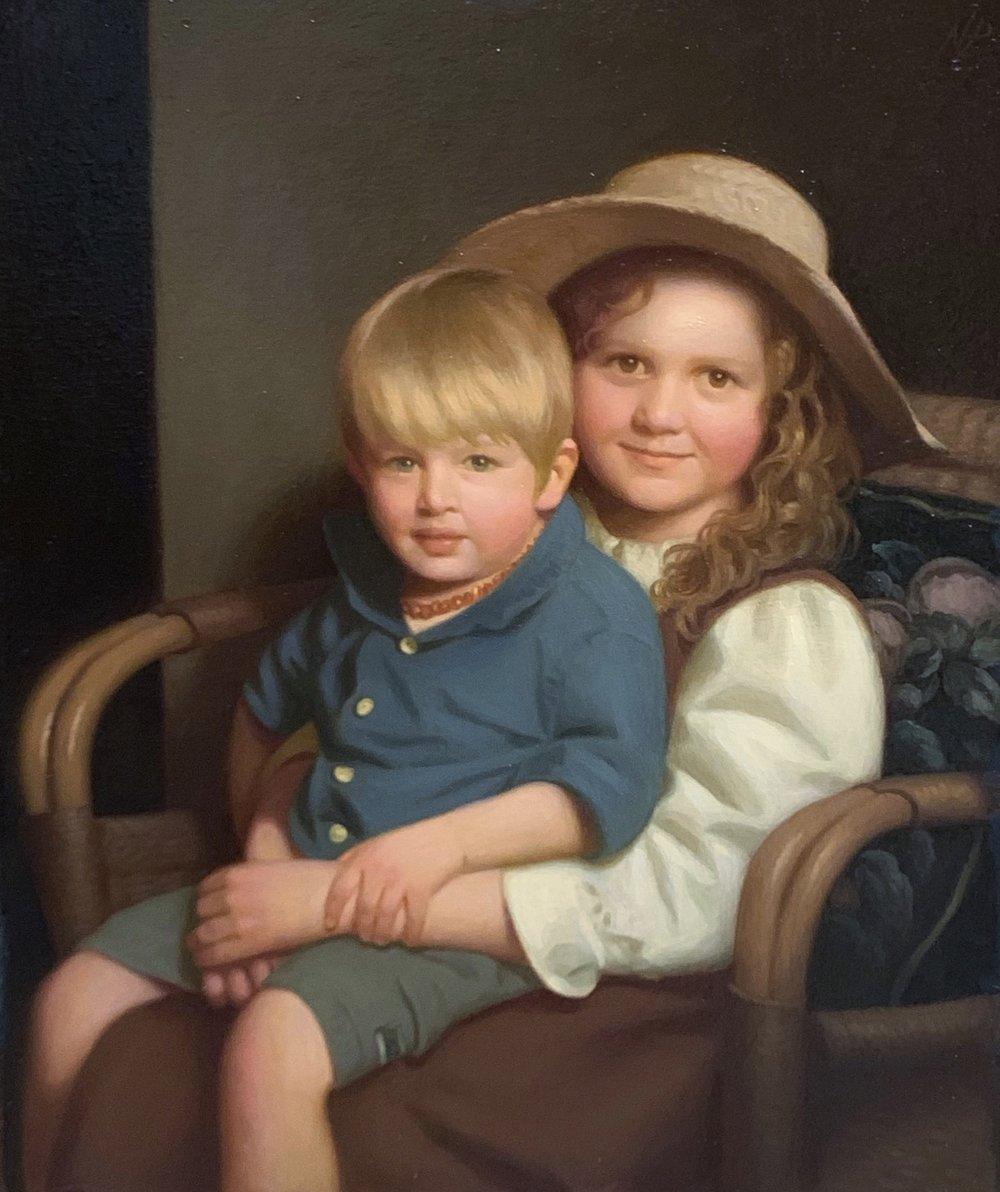 The Schwab Children