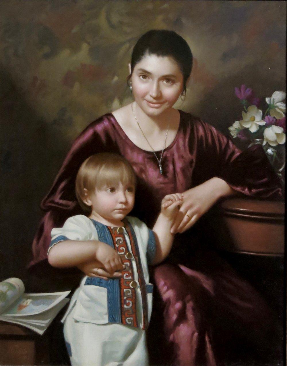 Anna and Yar Petrov
