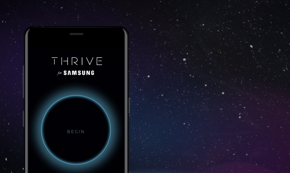Thrive Global - Download the app and take back control of your time!