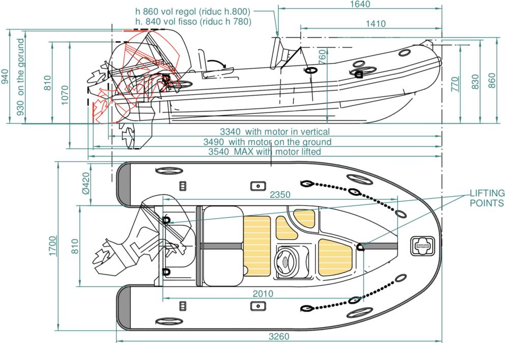 SUR Marine ST330 Classic