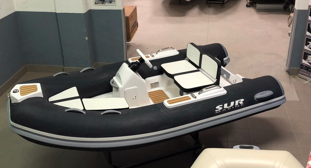 ST310 Ready for Shipping to the UK for Fitting to a New Sunseeker 52 22/dec 2018