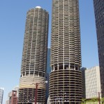 Marina City - Architect: Bertrand GoldberAddress: 300 N. State Street