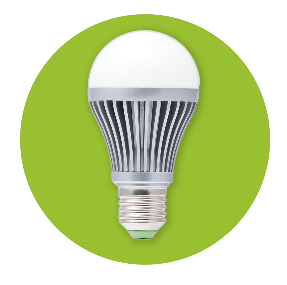 Good quality led bulbs can have a useful life of 25000 hours or more unlike incandescent bulbs which release 90 percent of their energy as heat leds