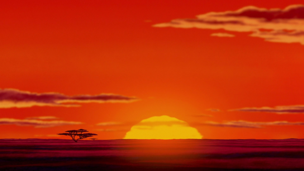 """There's more to see, than can ever be seen / More to do, than can ever be done...""     The Lion King  (Roger Allers & Rob Minkoff, 1994)"