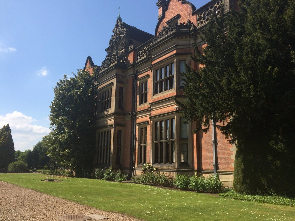 Beaumanor Hall,    Woodhouse, Leicestershire, UK