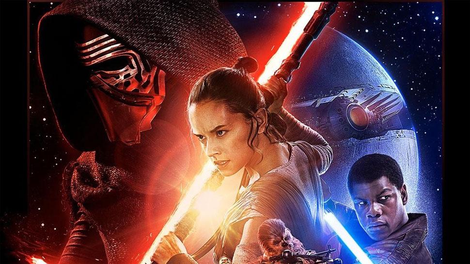 Fig. 1 -  Star Wars: The Force Awakens  (J.J. Abrams, 2015).
