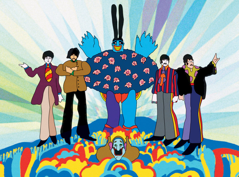 Yellow Submarine  (George Dunning, 1968).