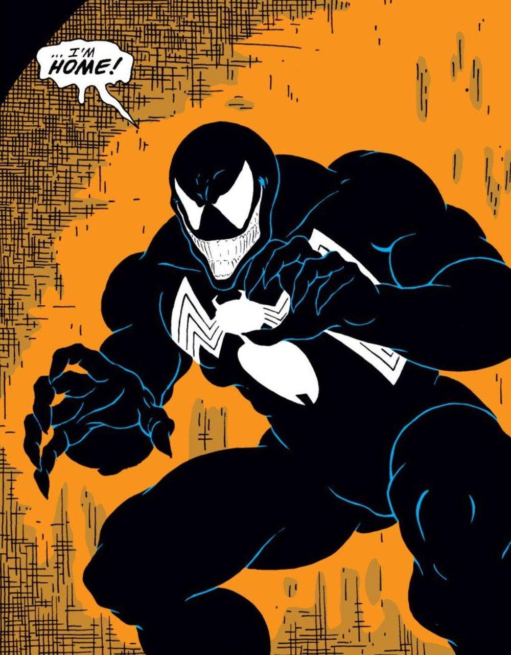 Fig. 2 - The Venom symbiote.