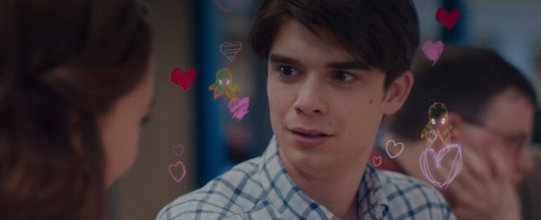 Fig. 1.  Alex Strangelove  (Craig Johnson, 2018).