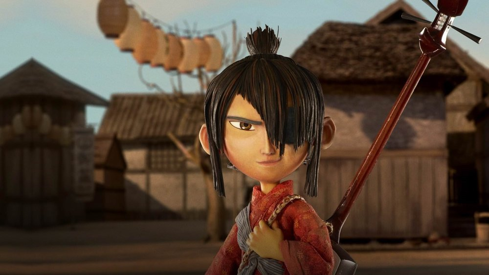 Kubo and the Two Strings  (Travis Knight, 2016).