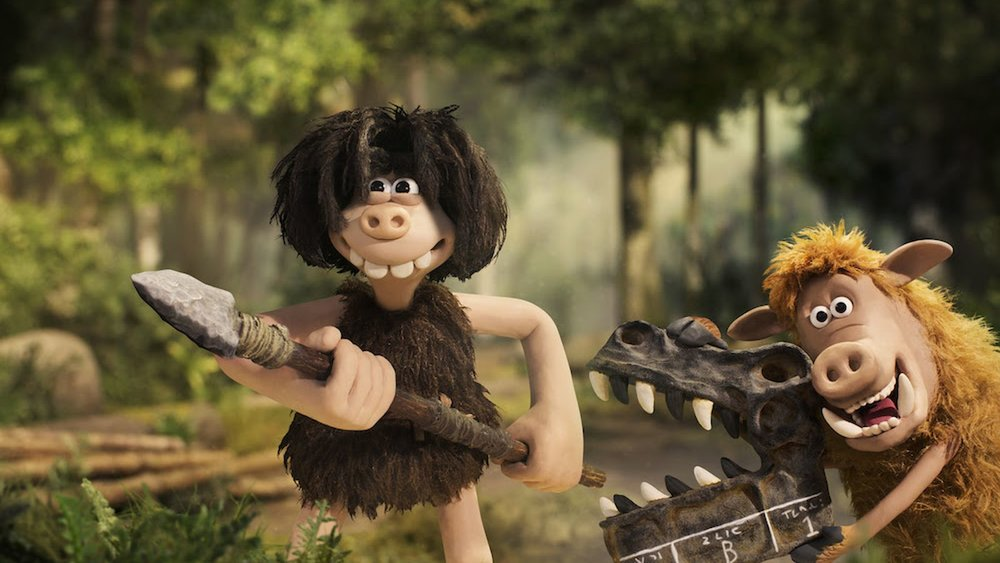 Fig. 1 -  Early Man  (Nick Park, 2018).