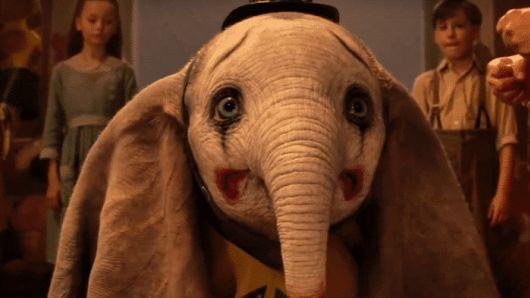 Fig. 1 -  Dumbo  (Tim Burton, 2019).