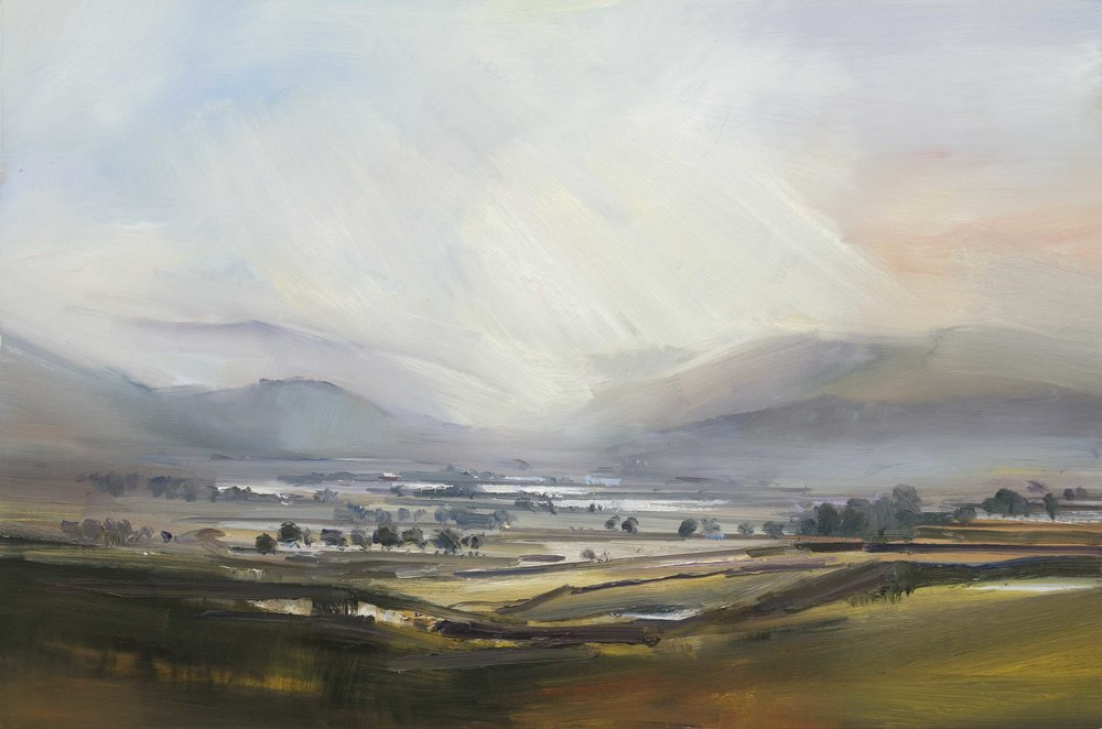 4.Morning Light Across the Derwent Valley. Lake District 61x91 ob copy.jpg