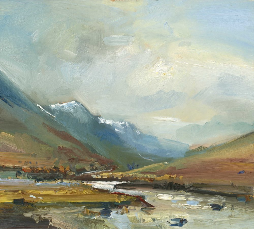 11.Snow and Stream Honister Pass Lake District 46x51cm ob copy.jpg