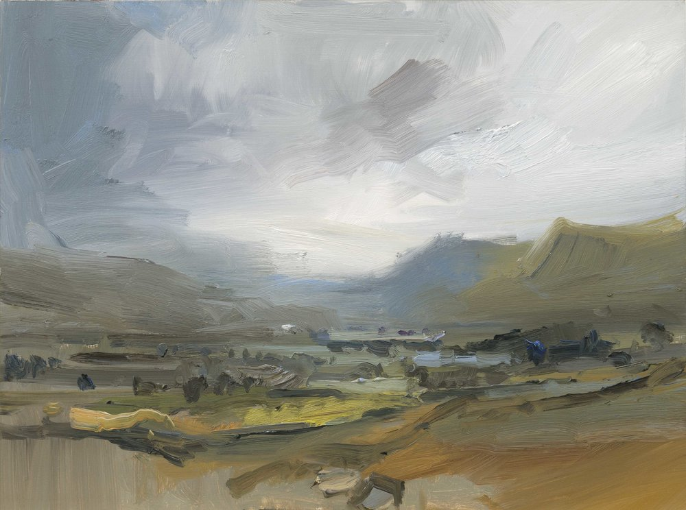 13. Evening Landscape in the Lake District 30x41cm ob copy.jpg