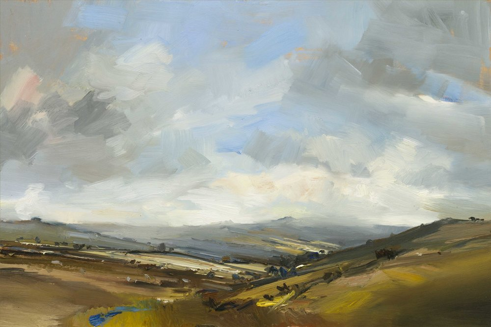 18.On the Road to Princetown. Dartmoor61x91cm ob copy.jpg