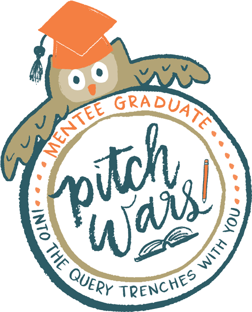 Pitch Wars 2017 Mentee Badge