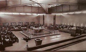 New Sanctuary in 1962