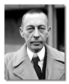 Rachmaninoff Vespers -