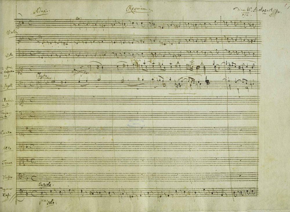 Mozart Requiem -