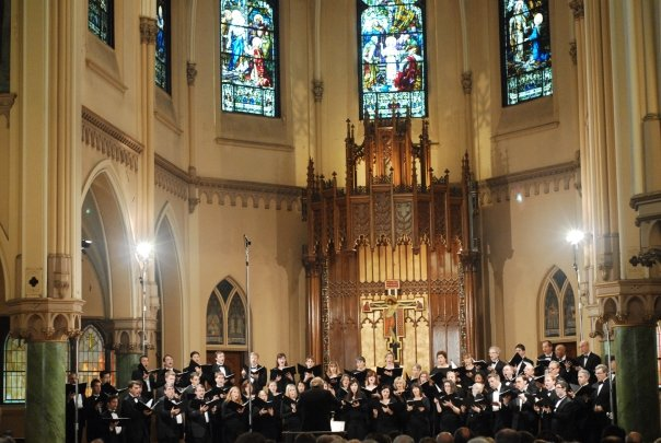 Chicago Chorale at Monastery of the Holy Cross