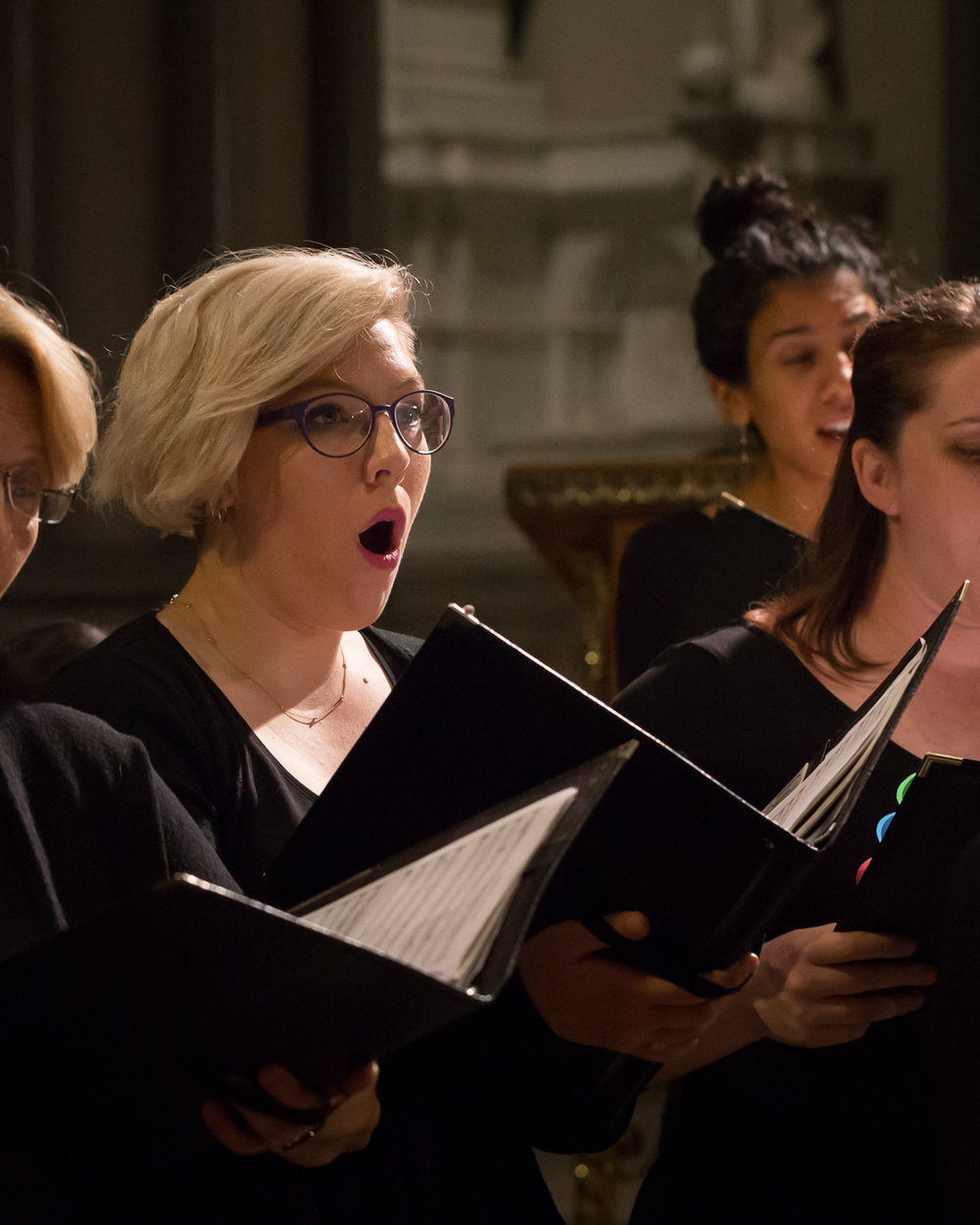 Chicago Chorale offers audiences sensitive, thought-provoking performances of outstanding choral music. -