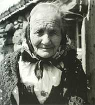 Kaia Gjendine Slålien (1871-1972), a rural Norwegian woman noted for her encyclopedic knowledge of Norway's native folk music