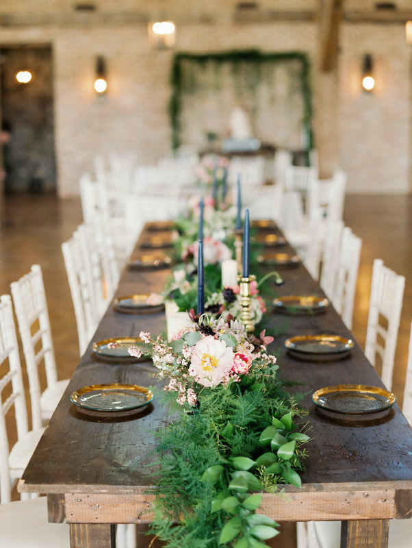 greenery and floral for wedding tables.jpg