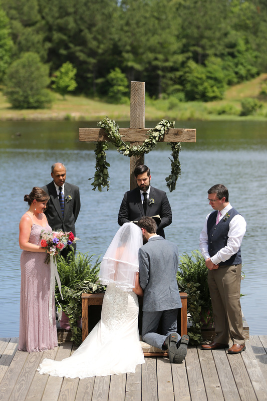 praying at the altar before wedding.jpg