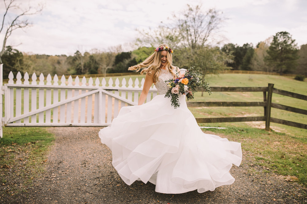 southern-bride-mississippi-outdoor-organic-bouquet