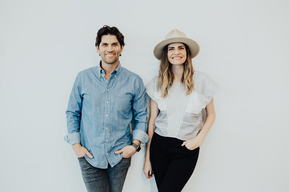 Miles Adcox and Ruthie Lindsey — The Unspoken Podcast