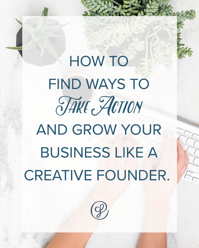 Take action and plan to grow your business