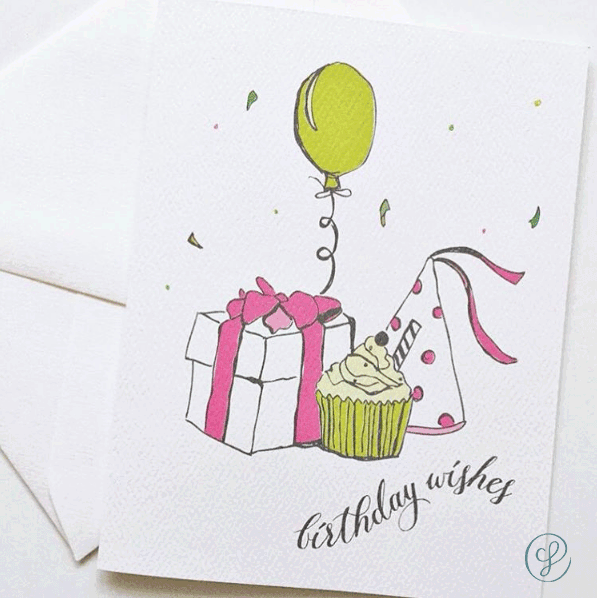 Jenny C Designs Cards Debut On Zulily!