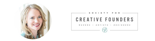 Jennifer Faught - Society For Creative Founders - Ask A Creative Founder
