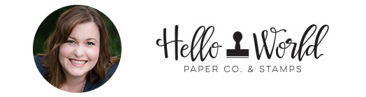 Kelly Parker Smith - Hello World Paper Co - Ask A Creative Founder