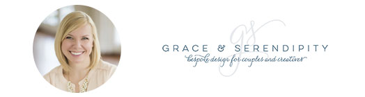 Kristin Wilson, Creative Founder of Grace and Serendipity