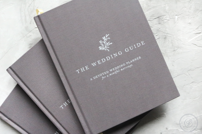 Product Spotlight - The Wedding Guide by Hope Johnson of The Little Blue Chair
