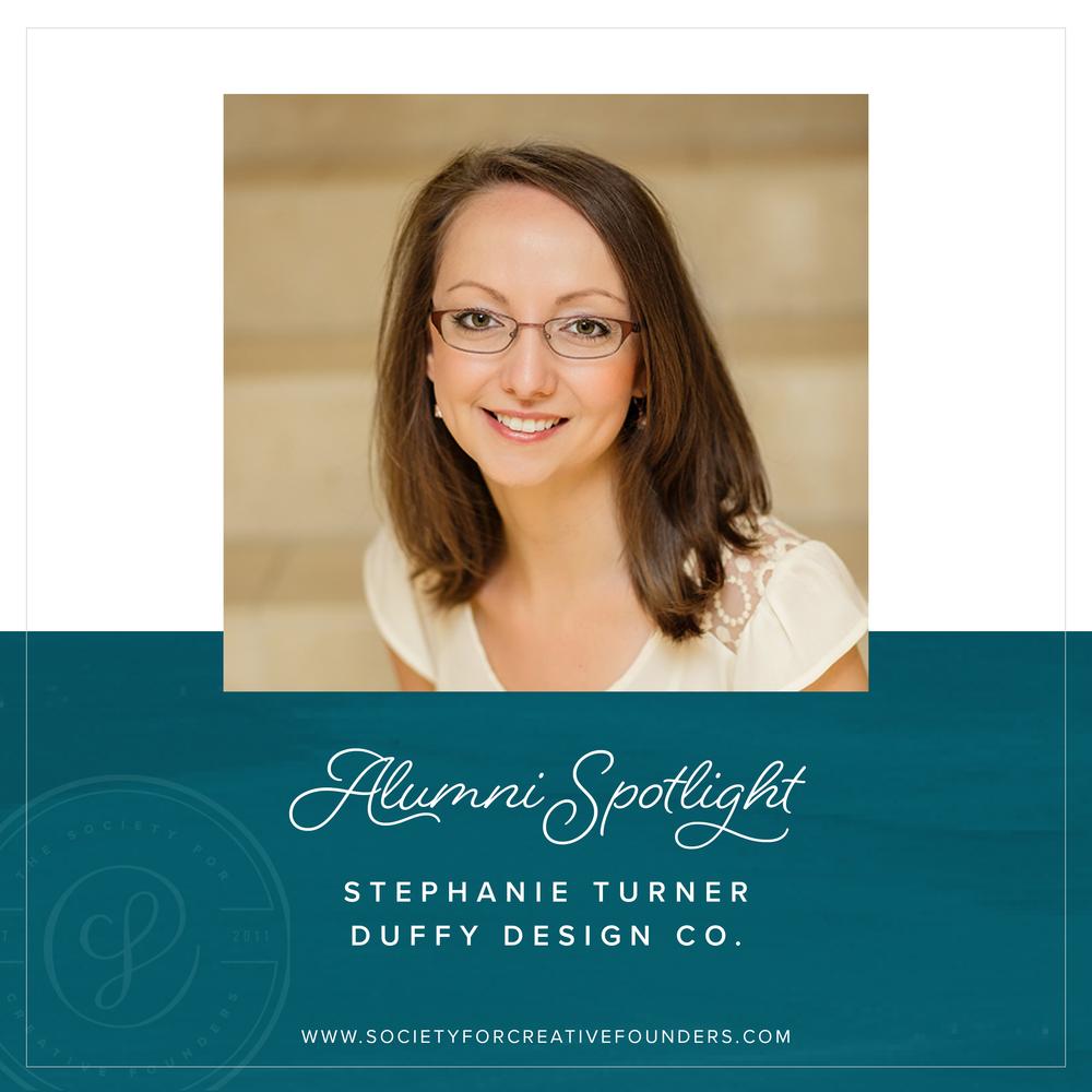 Stephanie Turner of Duffy Design Co