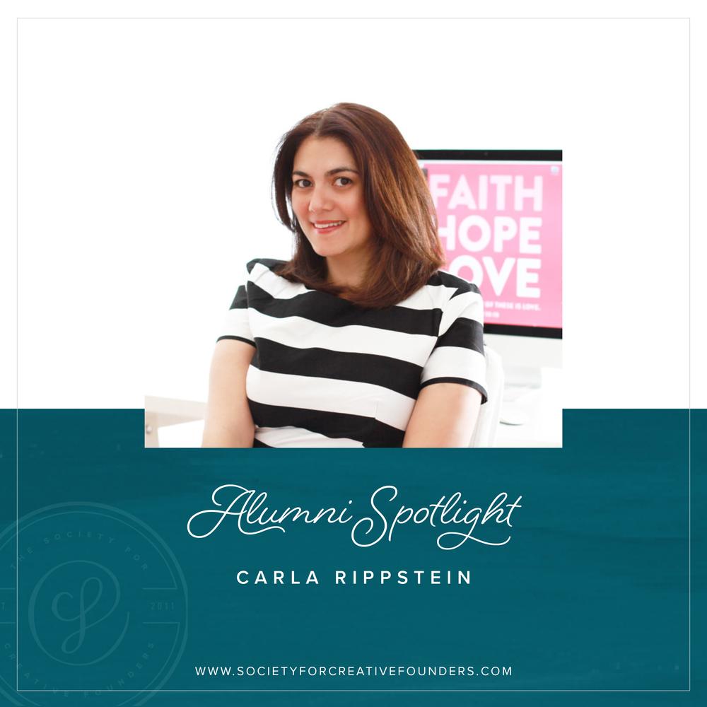 Carla Rippstein headshot