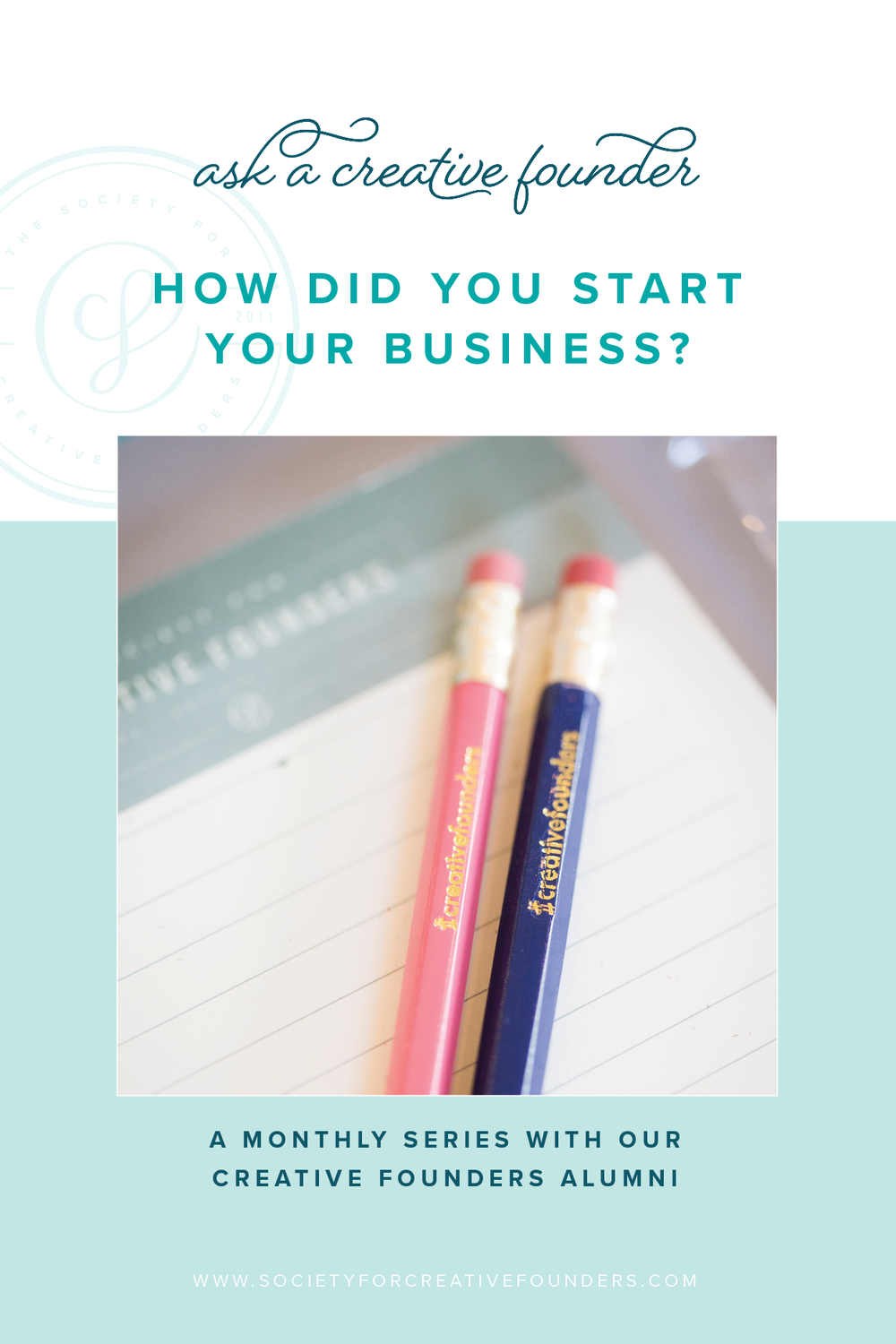 How did you start your business? Answers and advice from Creative Founders who have done it.