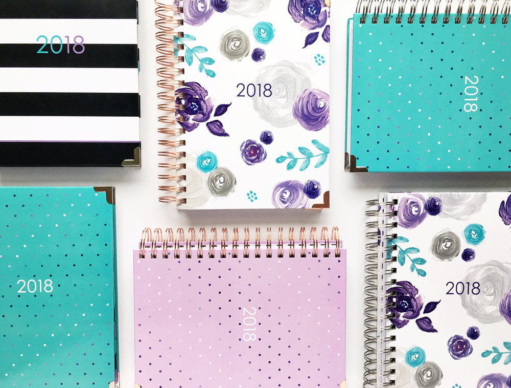 Ashley Shelly 2018 Planners