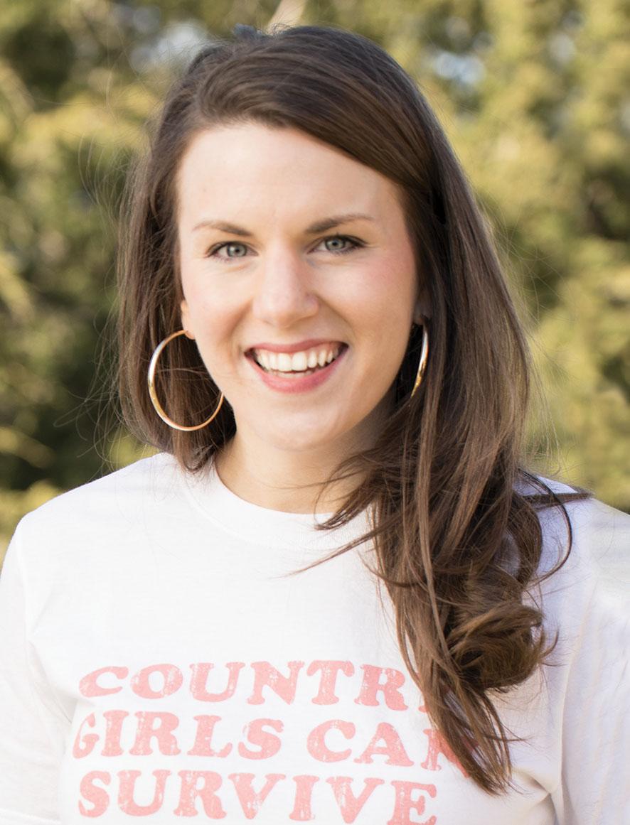 Amy Kinslow of Southern Fried Design Barn