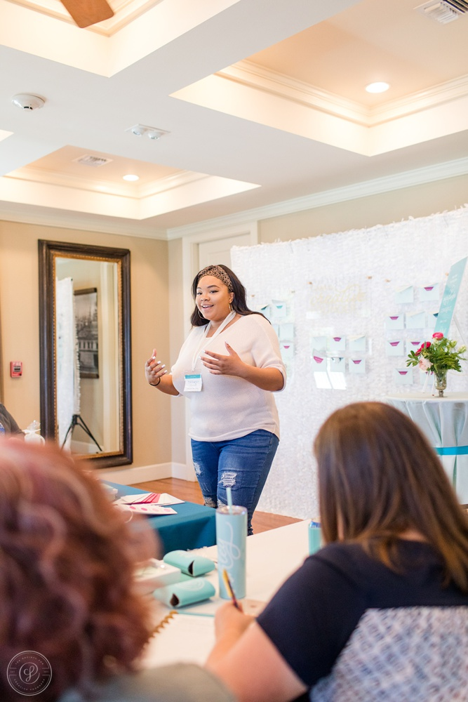 Tiffany Tolliver of the Emma Rose Agency at the Spring Creative Founders Conference, Day 3 Recap
