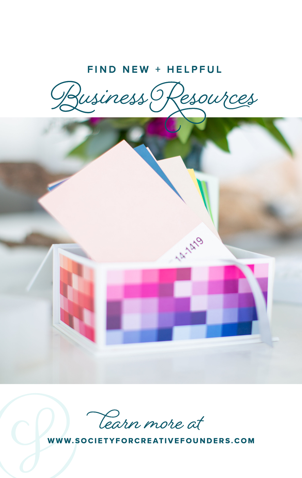 Business Resources at the Society for Creative Founders