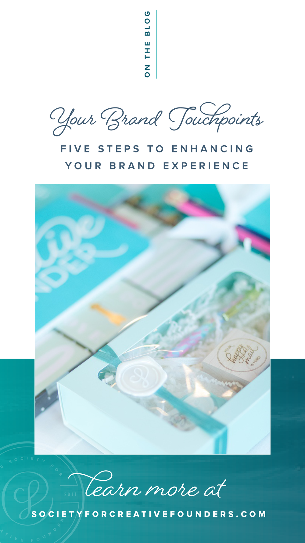 Enhancing your Brand Experience with Brand Touchpoints - Society for Creative Founders
